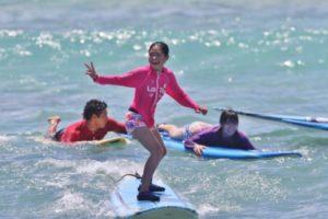 ハワイ 日本からの留学生が増えてきています