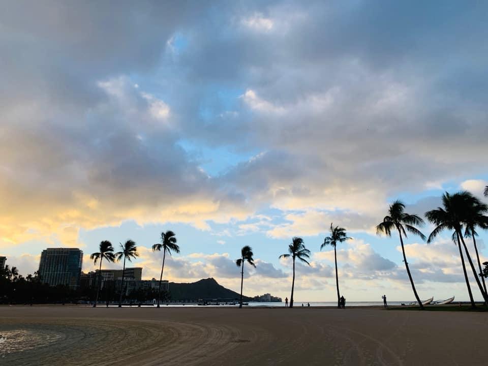 コロナの影響を受けるハワイ州政府