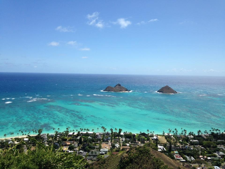 ハワイの準備は まだできてません