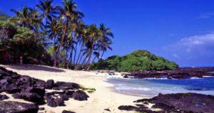 ハワイ・ハワイ島でのコロナ症例数の増加