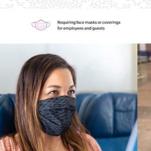 ハワイアン航空、その他フェイスマスクの着用を拒否した乗客を禁止