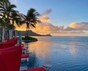 日本からハワイへの旅行者増の有望な兆候