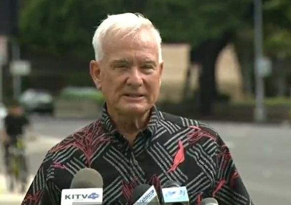 ハワイホノルル市長がオアフ島でのCOVID-19の上昇について語る