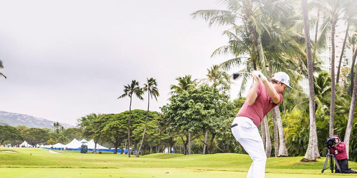 ハワイのソニーオープンは2021年に開催