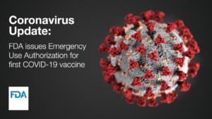 ハワイの医療従事者は15日に、早くもワクチン接種の可能性があります