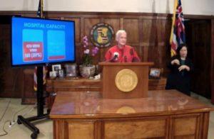 ホノルル市長、オアフ島の指標に関する最新情報を提供