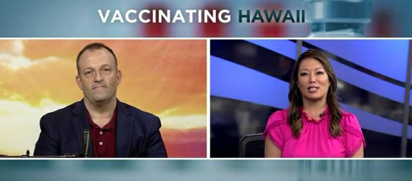 ハワイ ワクチン接種を受けた旅行者の緩い規則を求める