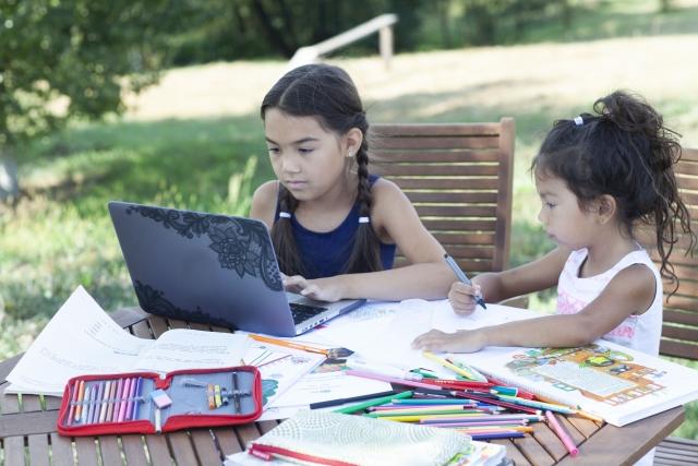 ハワイ 2021年サマースクール_オンラインコース情報 (10歳-12歳)