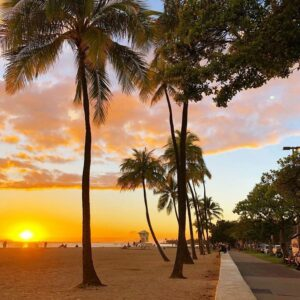 ハワイ オアフ島は市長、知事が合意に達した後、次の4週間はTier 3に留まる