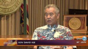 COVID-19症例増加が続く場合、ハワイは規制強化に戻る可能性があると警告