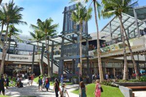 ハワイ アラモアナセンターがマスクポリシーを変更に