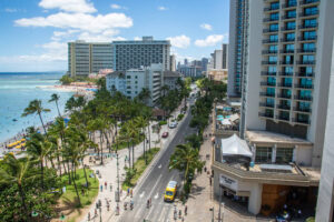 COVID-19の蔓延が続くと、ハワイのホテルは7月の大幅な増加は維持されない