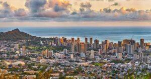 ハワイ 11/1から旅行者を歓迎します!